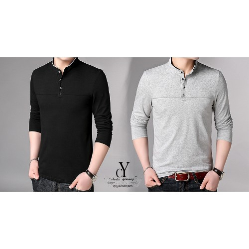 d81b99426cf ProductImage. ProductImage. CY T116 MAN SWEATER KNITTED KPOP CASUAL OFFICE  WEAR KOREAN SHIRT