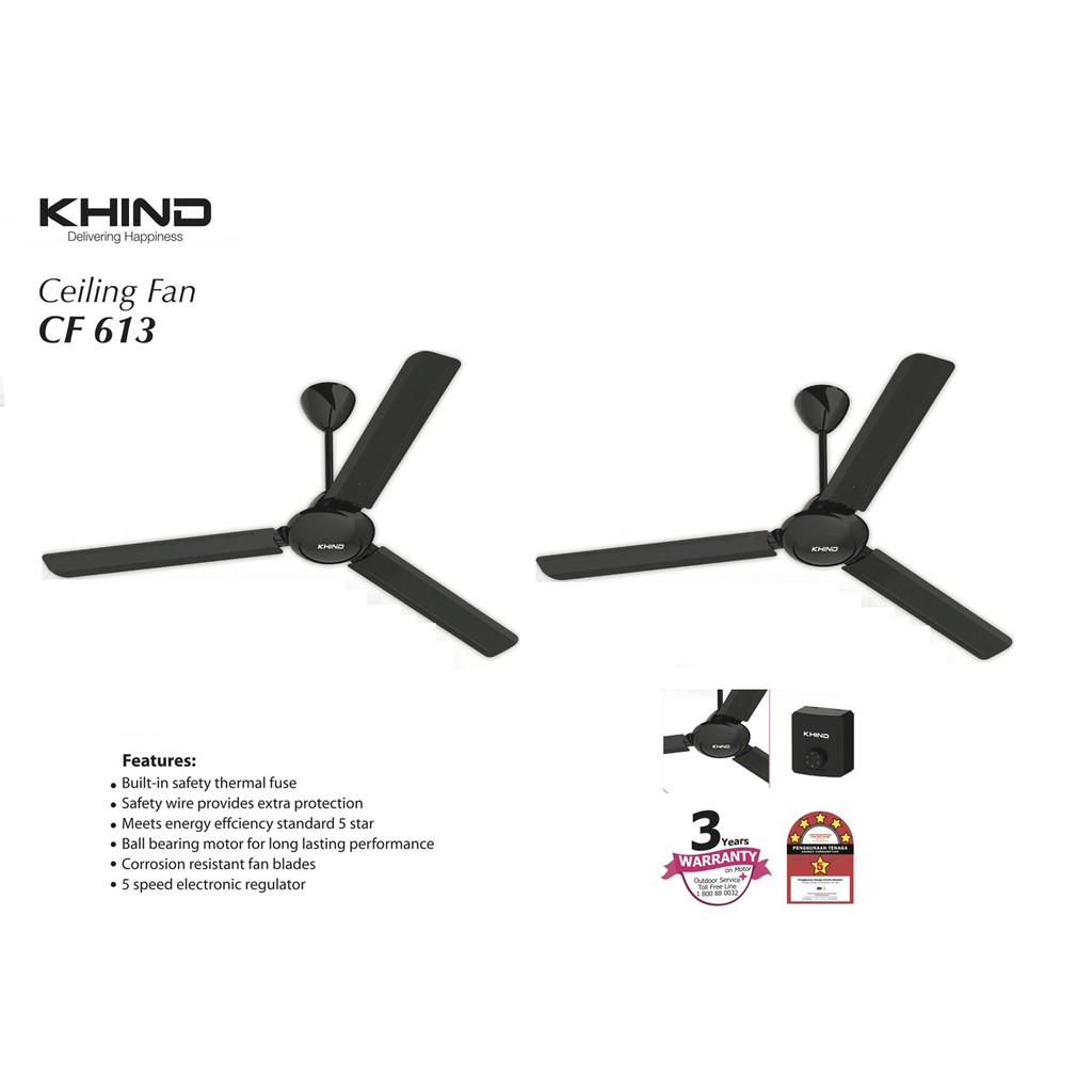Ceiling Fan Prices And Promotions Dec 2018 Shopee Malaysia Wiring Black White Blue