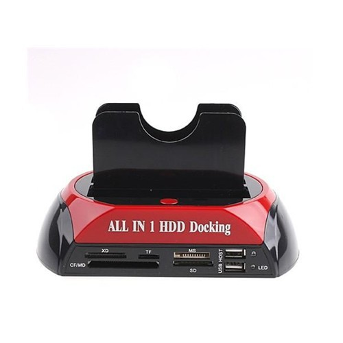 All in One 2.5/3.5 Inch Sata/ide Hdd Docking Station