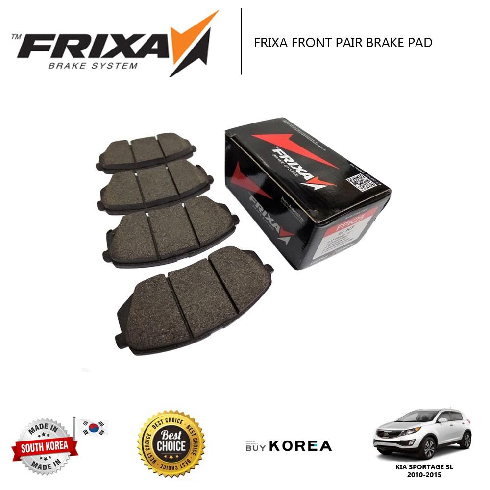 Kia Sportage SL 2010–2015 Frixa Brake Pad