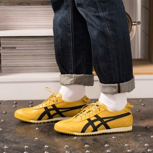 onitsuka tiger mexico 66 yellow black 1s
