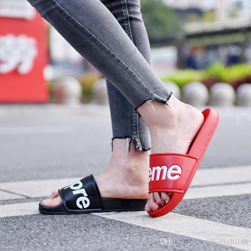 Fashion Unisex Sandals Slippers for Hot Luxury Designer Slipper