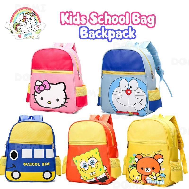 Socute Baby Shark Pink Fong Backpack 3D Bag Kids School Bag   Shopee  Malaysia 80383bf11a