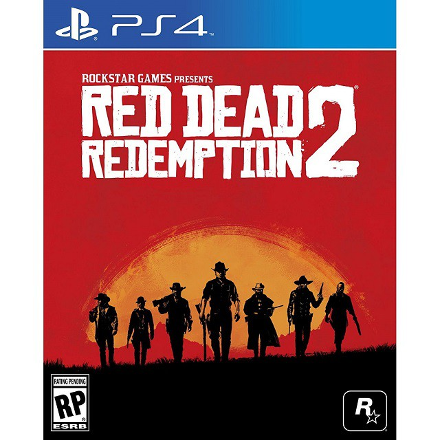 PS4 RED DEAD REDEMPTION 2 STANDARD EDITION [R3]