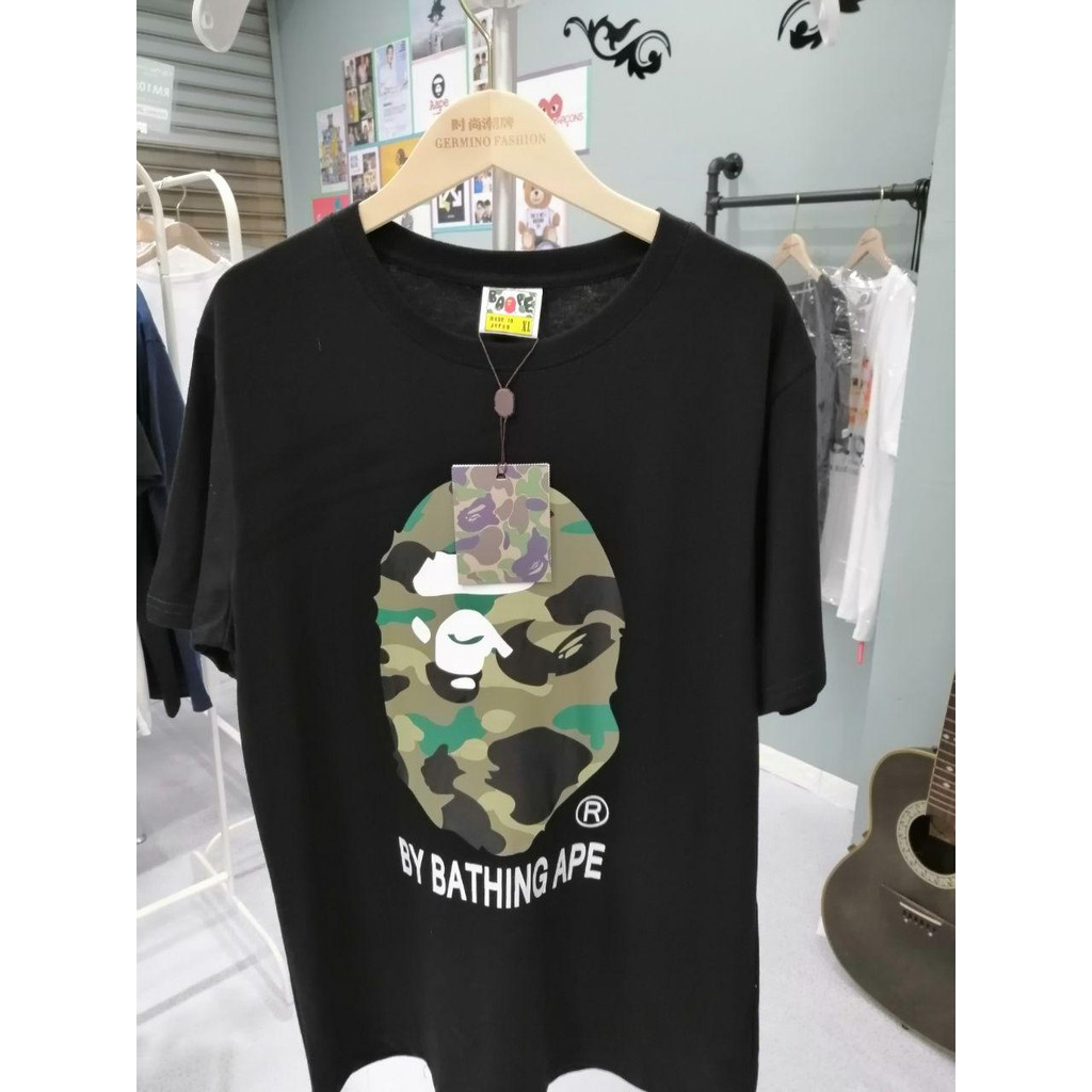 coro rumor Insustituible  BAPE T-Shirt 8090B PREMIUM T-Shirt by A Bathing Ape | Shopee Malaysia