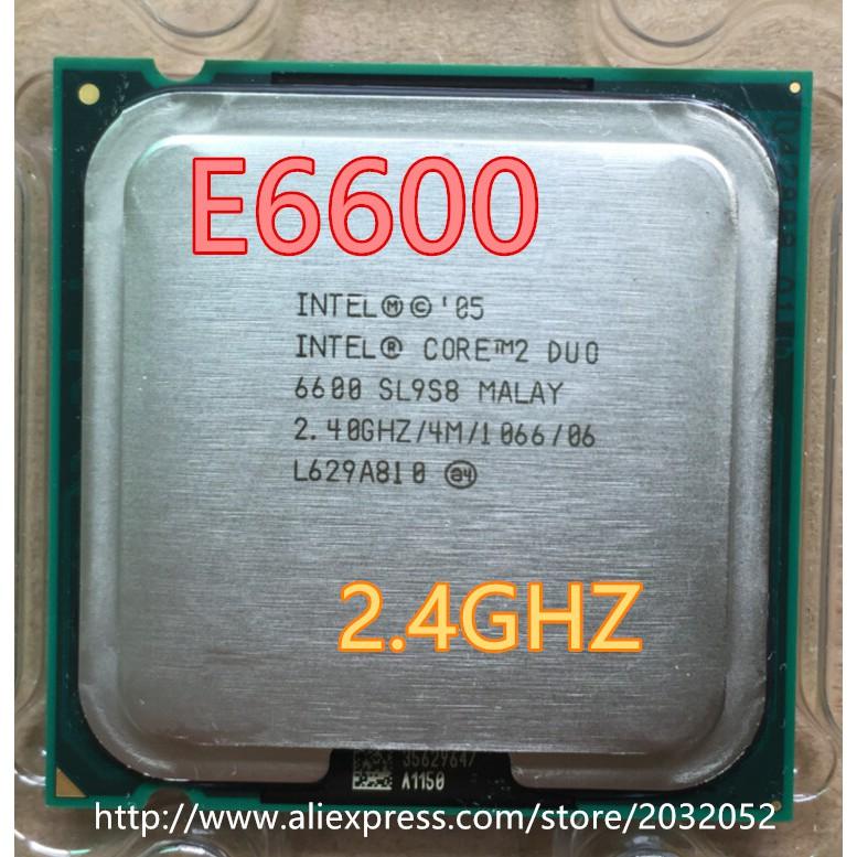 INTEL E6600 WINDOWS 10 DRIVER