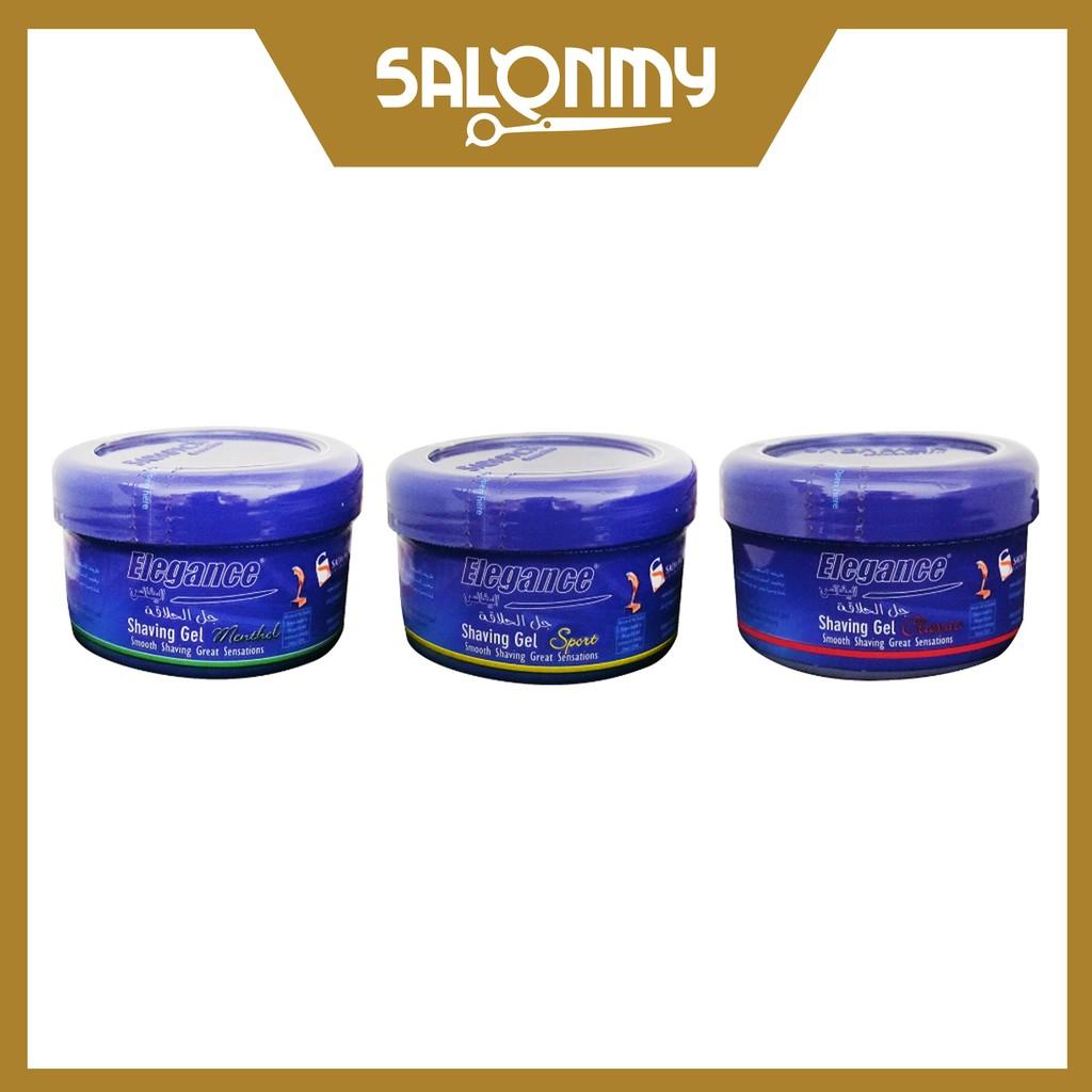 Elegance Plus Shaving Gel 250ml