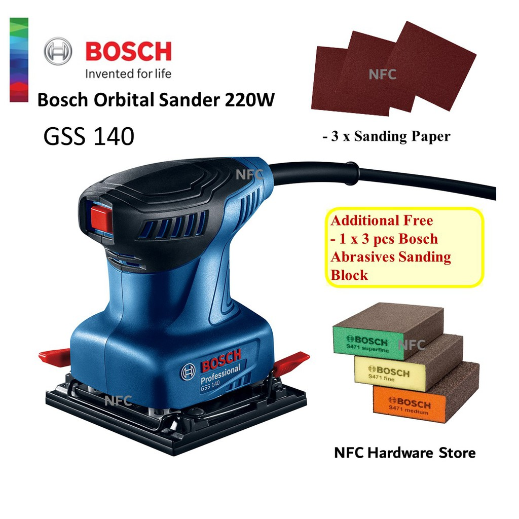 101Pcs Sanding Disc Pads Sandpaper For Bosch Clarke Fein Oscillating multi Tool