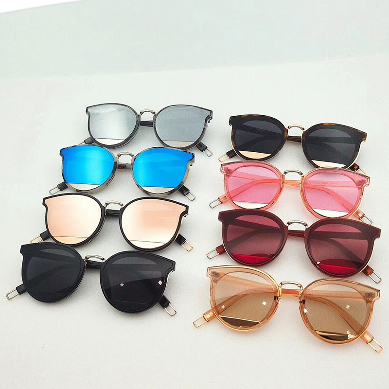 1fcdb6d066 Children Fashionable Sunglasses Polygon Shape Different Types of Glasses  Frame
