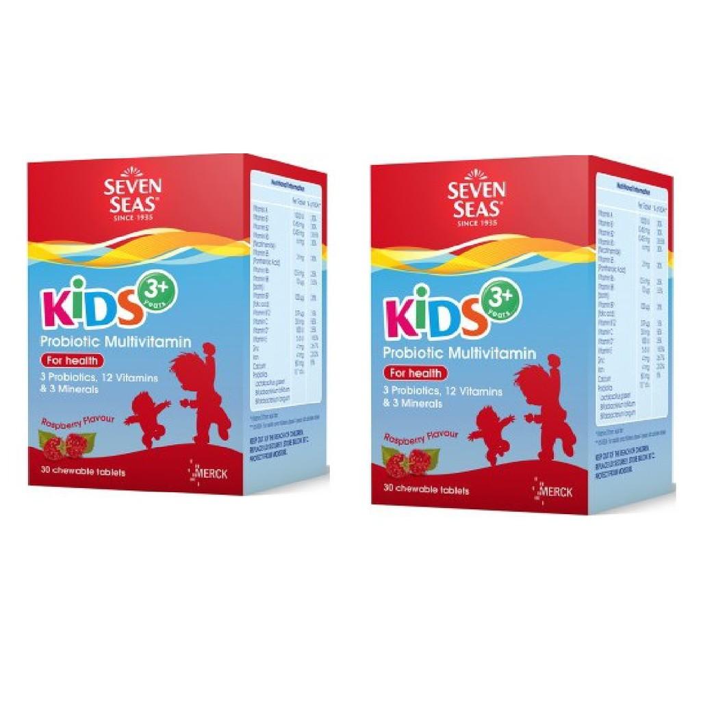 Seven Seas Kids Syrup 100ml Referensi Daftar Harga Terbaru Indonesia Apialyst Botol