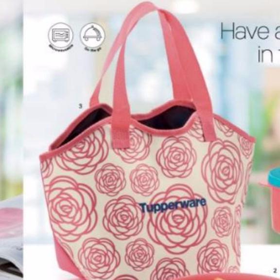 Tupperware Roza Bag