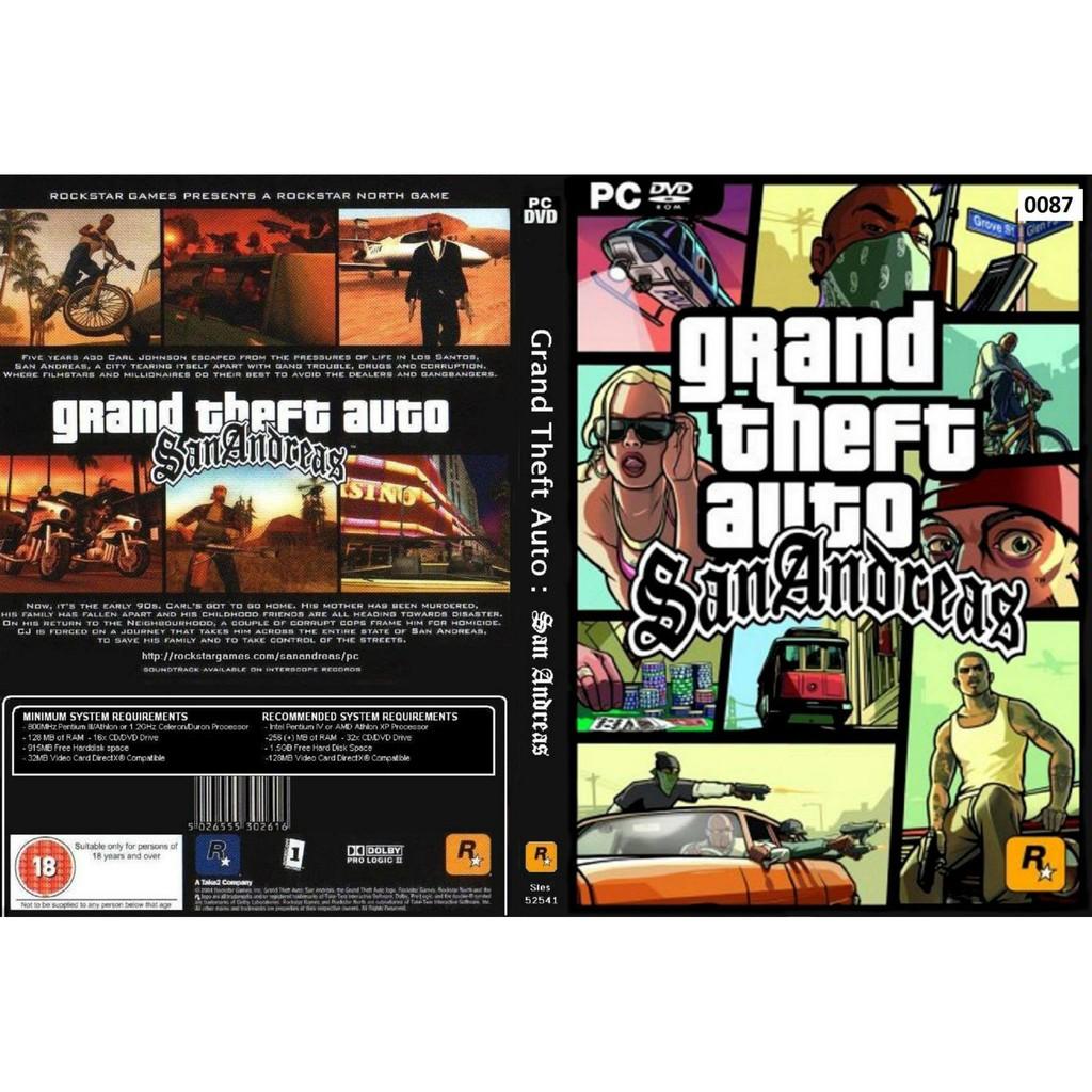 (PC) Grand Theft Auto San Andreas