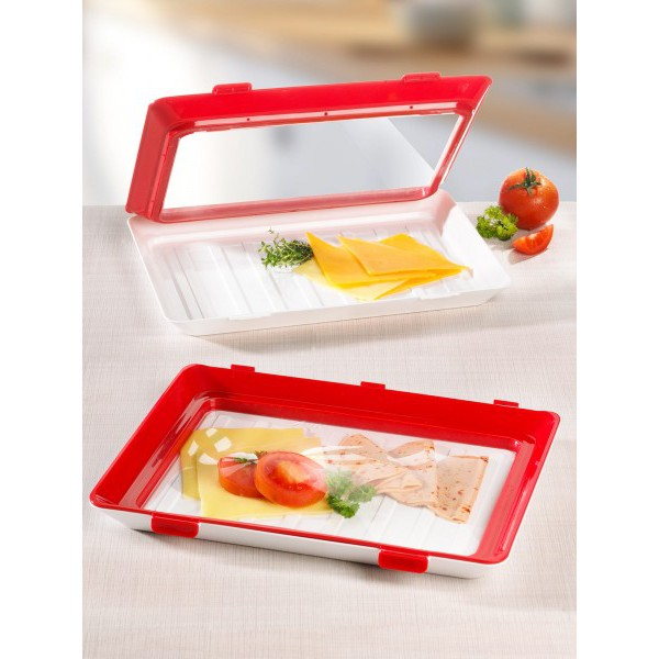 Creative Food Preservation Tray clever tray   Shopee Malaysia