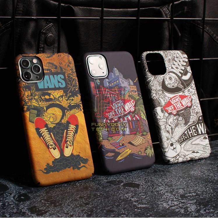 Rusaljones: Iphone 11 Case Vans