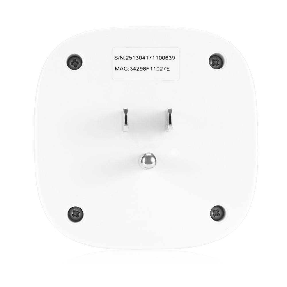 Meross MSS210 Mini Smart WiFi Plug Support for Google Assistant / Amazon Al  fyfb