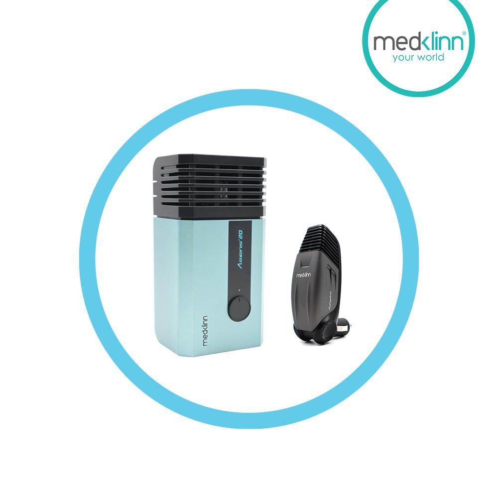 Medklinn Asens+20 + Autoplus Combo Air+Surface Sterilizers