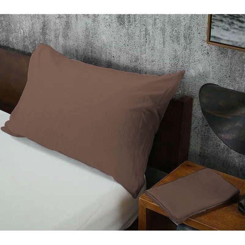 100% Cotton Bedsheet Pillow Case Sarung Bantal