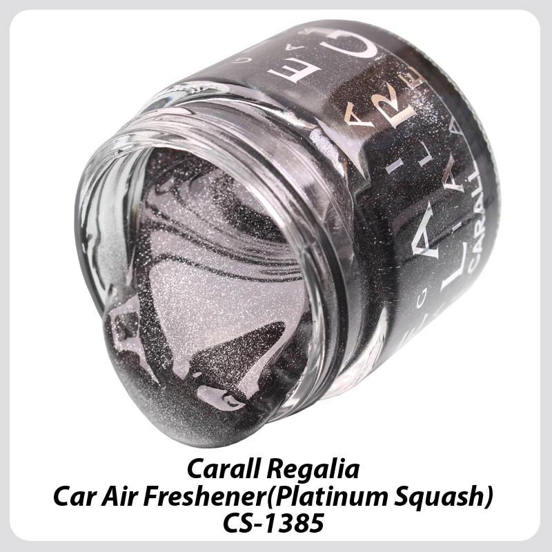 CARALL Regalia 1385 Platinum Squash Car Air Freshener (Genuine, Made In Japan)