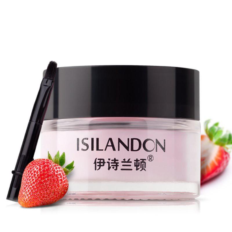 WARDAH Lip Balm Strawberry .