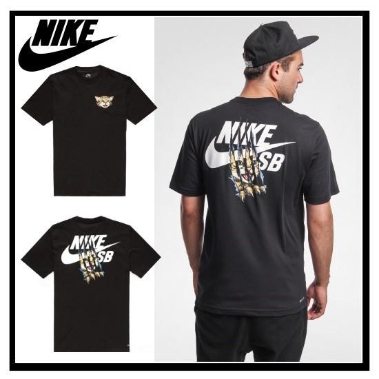 3a605866 *LIMITED EDITION* Nike SB QT Cat Scratch 15 Dri-Fit T-Shirt   Shopee  Malaysia