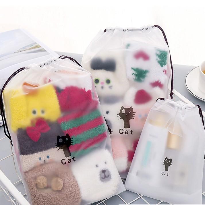 990ed27b0fa8 Cosmetic Bag PVC Makeup Bag Brush Bags Organizer Toiletry Case