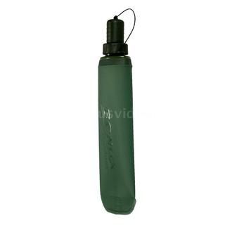 e64d0d45ea8e TPU Folding Soft Flask Sport Water Bottle Running Camping Hiking ...