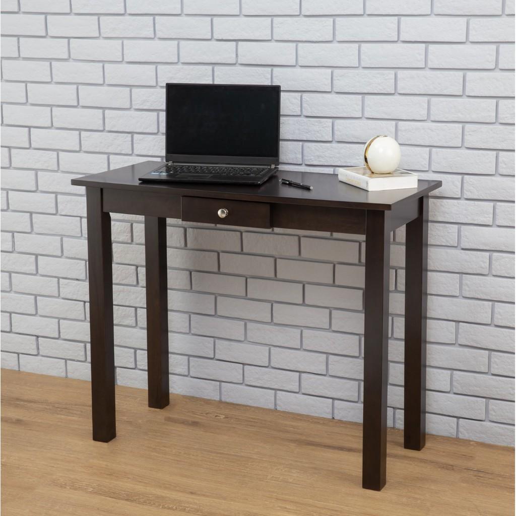 Furniture Direct NANCY 4 feet solid wood console table/ meja berlajar/ study desk