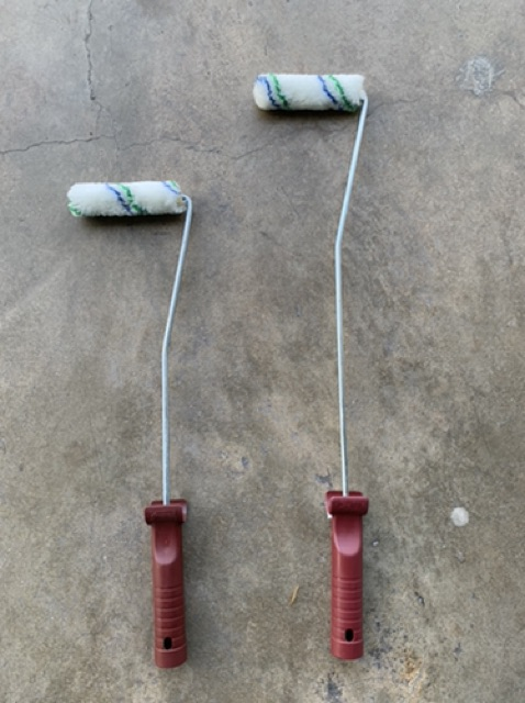 """4"""" Painting Roller With Handle 16"""" /24''"""