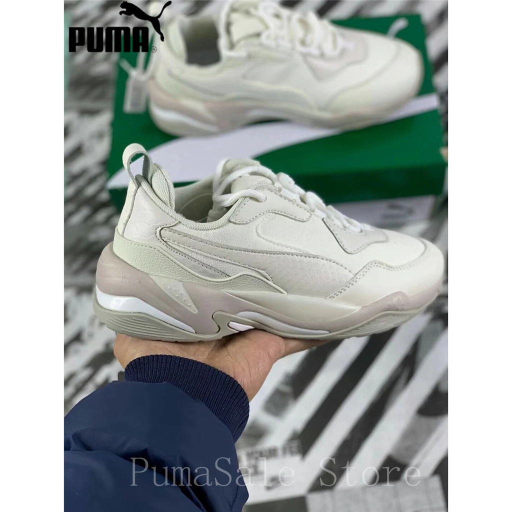 Herren schuhe sneakers Puma Thunder Electric 367996 02