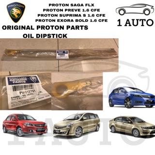 ORIGINAL PROTON PART) FLYWHEEL OIL SEAL for EXORA 1 6 CPS | Shopee