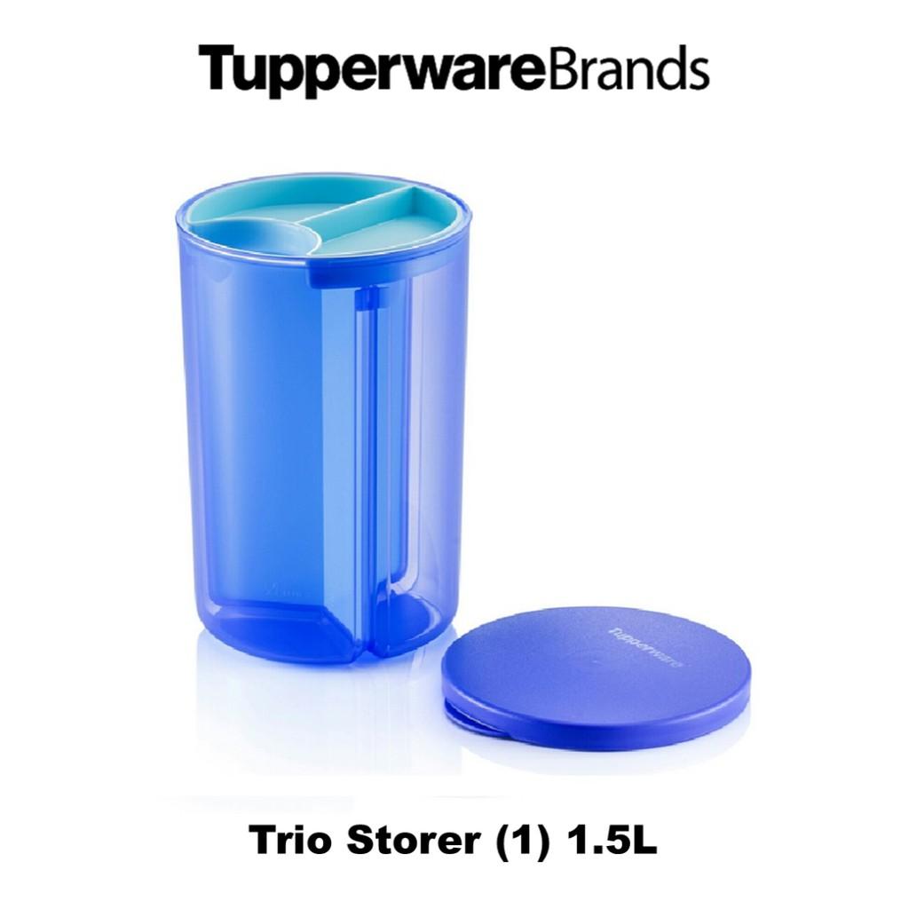 Tupperware Trio Storer (1) 1.5L