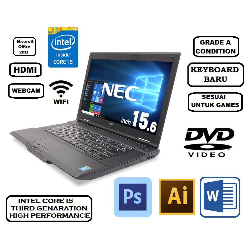 Refurbished High Performace Laptop (INTEL Core i5 3340M 3 Genaration)