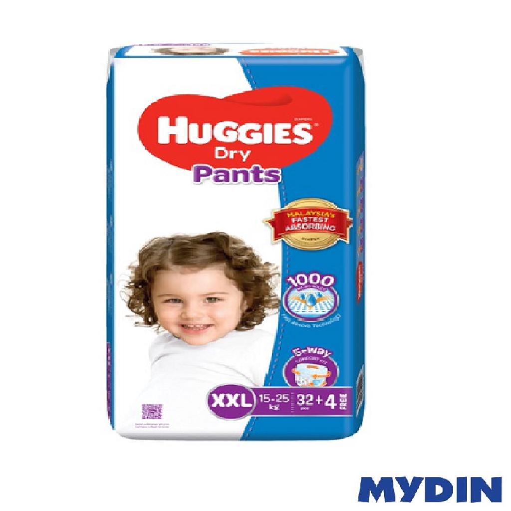 Huggies Dry Pants - XXL32
