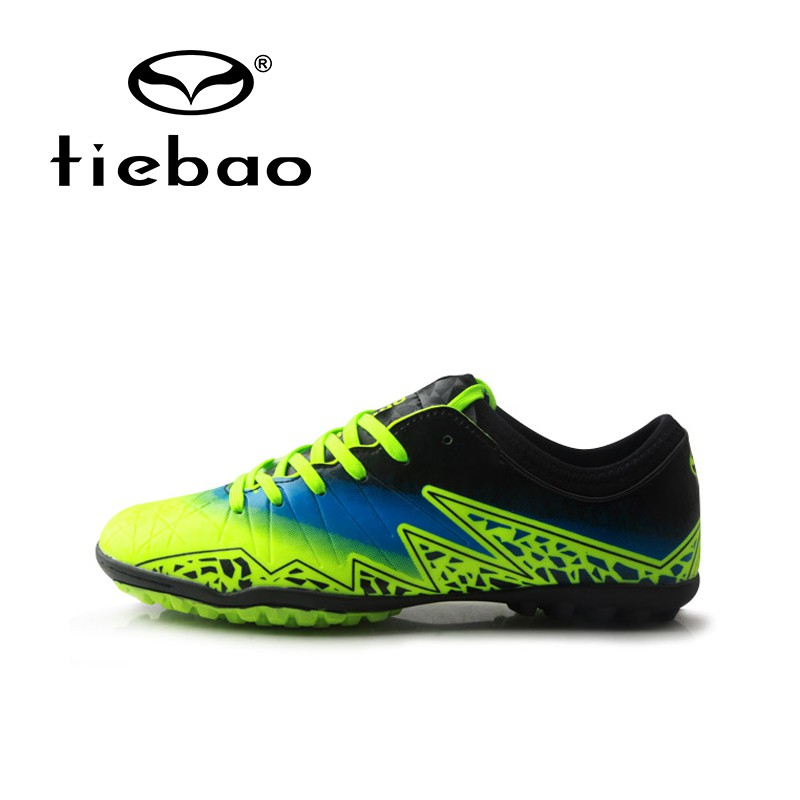 de628c87d tiebao Football Sports Shoes Soccer Turf Cleats Indoor Soccer Shoes ...