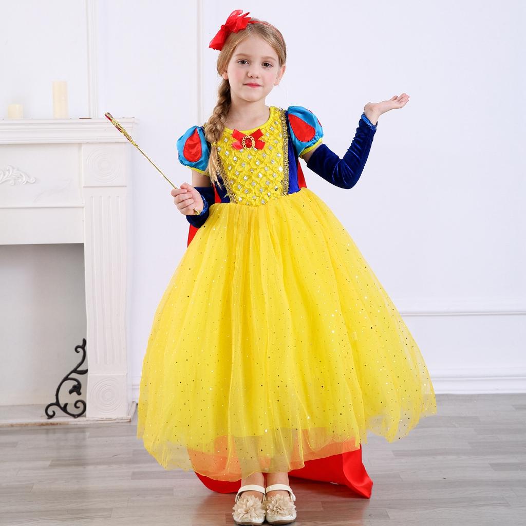 Snow White Wand Disney Princess Fancy Dress Up Halloween Child Costume Accessory