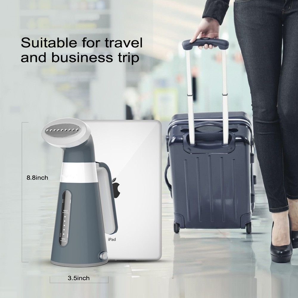 [Ready Stock] Mini Handheld Garment Steamer Iron for Traveling Household