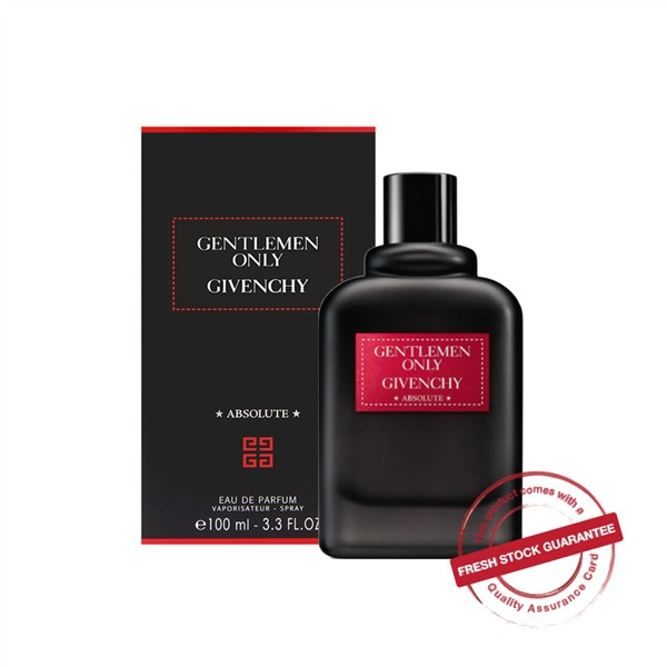 Givenchy Gentlemen Only Edt Men 100ml Shopee Malaysia