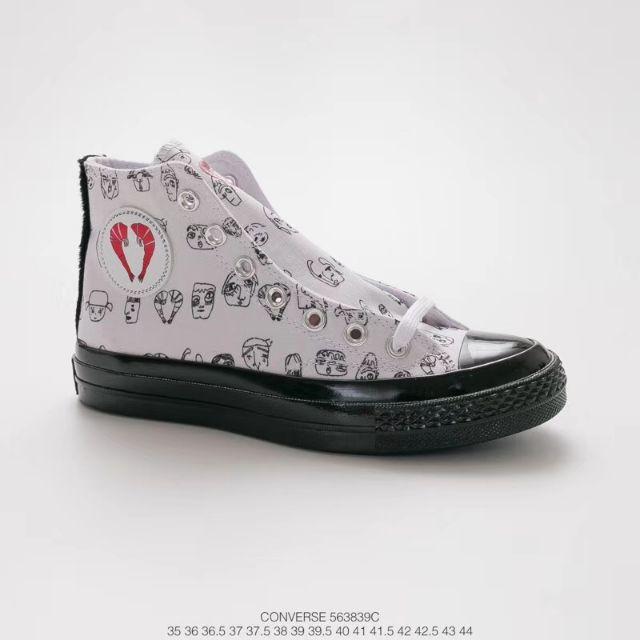 74d93b45c251 Converse Chuck Taylor All-Star 70 Hi Plaid Men Sneaker Shoe Olive Green