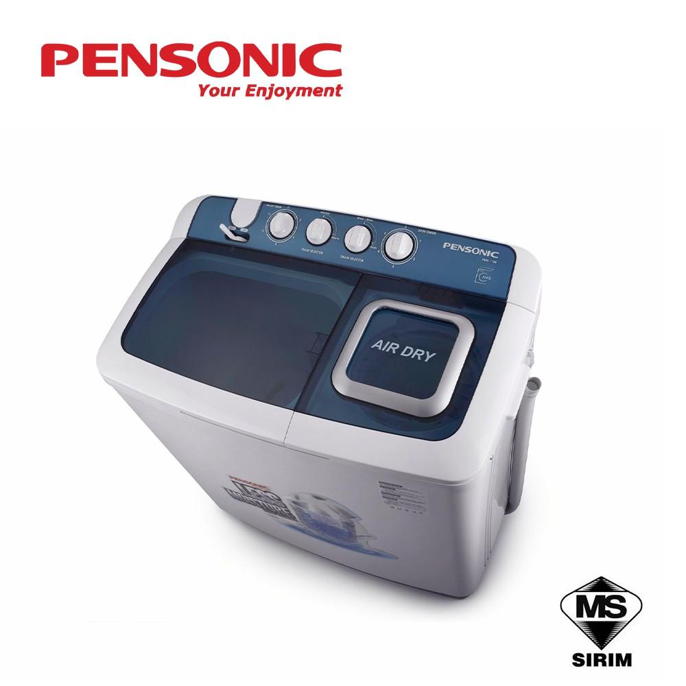 Pensonic Semi Auto Washing Machine (9KG) PWS-9004