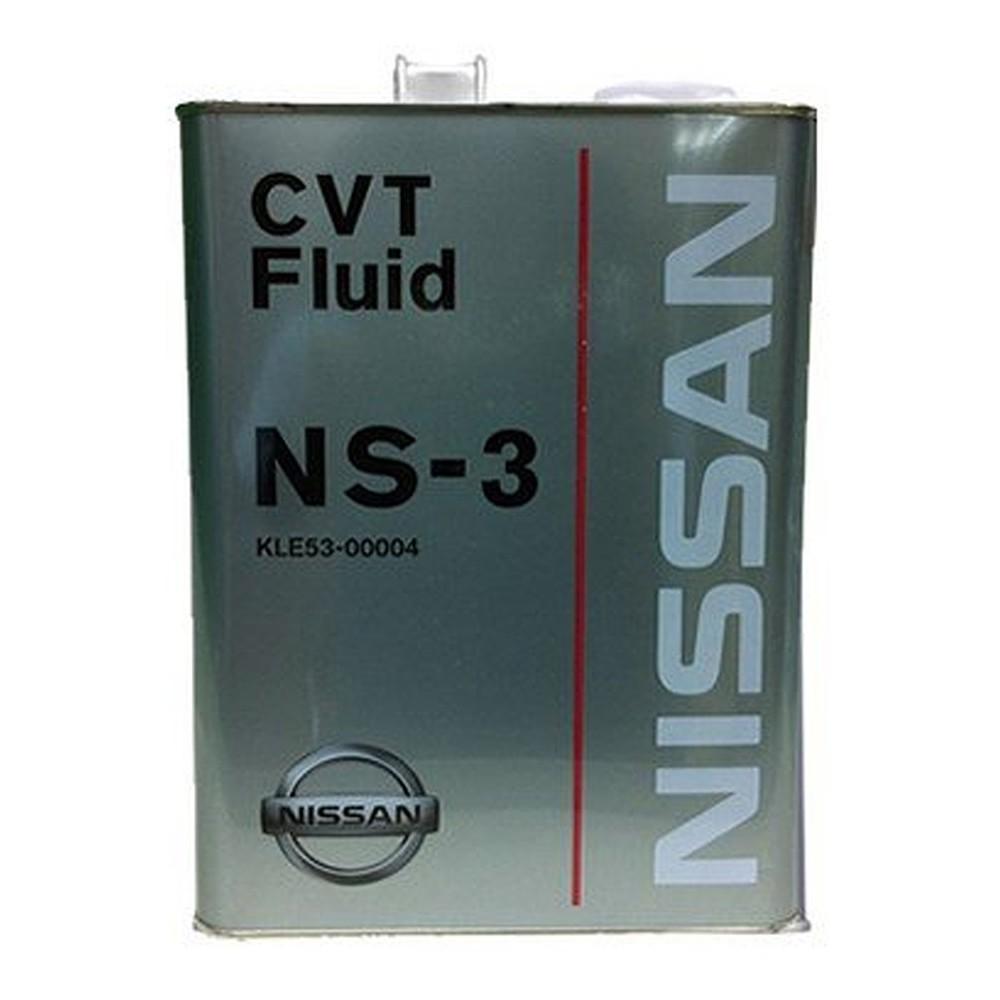 Nissan CVT NS-3 Auto Transmission Oil 4L