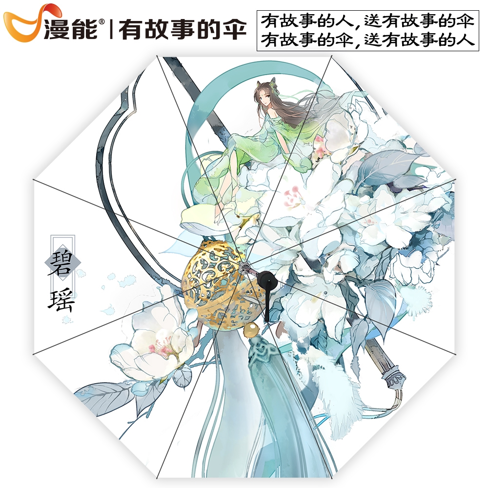 5adbb9db7b20 ▪◑❅Diffuse genuine Sin 3 Baguio umbrella two yuan game around anime  peripheral