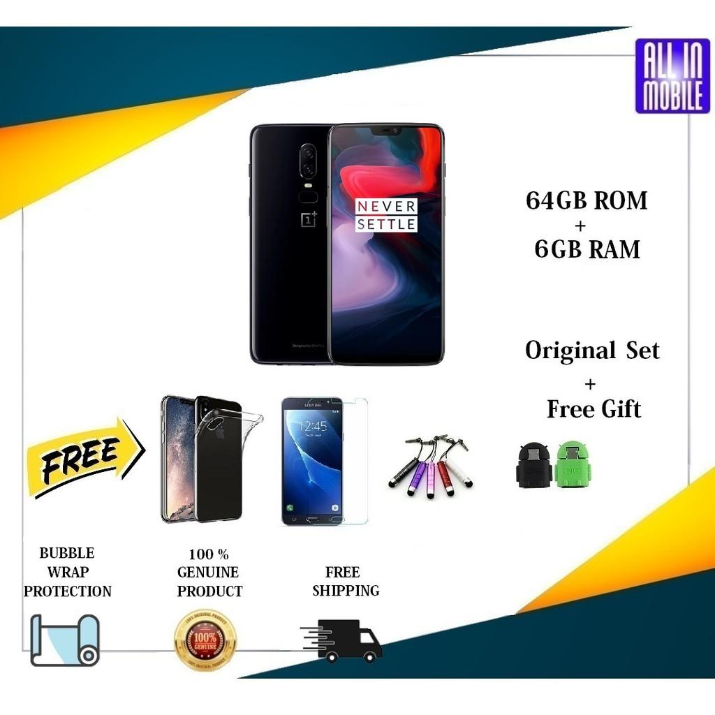 OnePlus 6 Price in Malaysia & Specs | TechNave