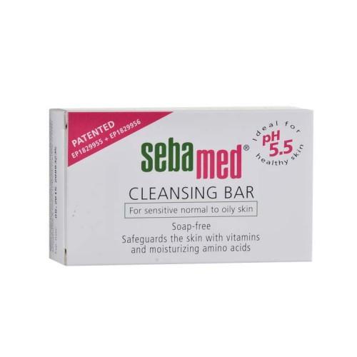 Sebamed Cleansing Bar [Promotion Pack] 2x150g + 100g
