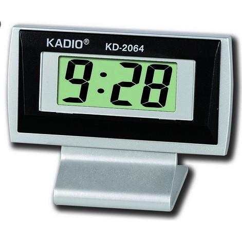 KADIO Desktop Clock Timer Multi-functional Digital Electronic Clock KD-2064