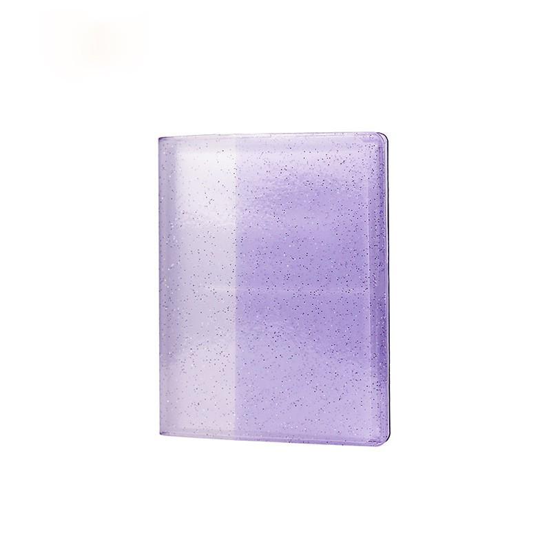 Transparent jelly lomo photo album 64pcs | Polaroid | Instax mini | Card Sleeves | 2R Photo Album | Lomo Card