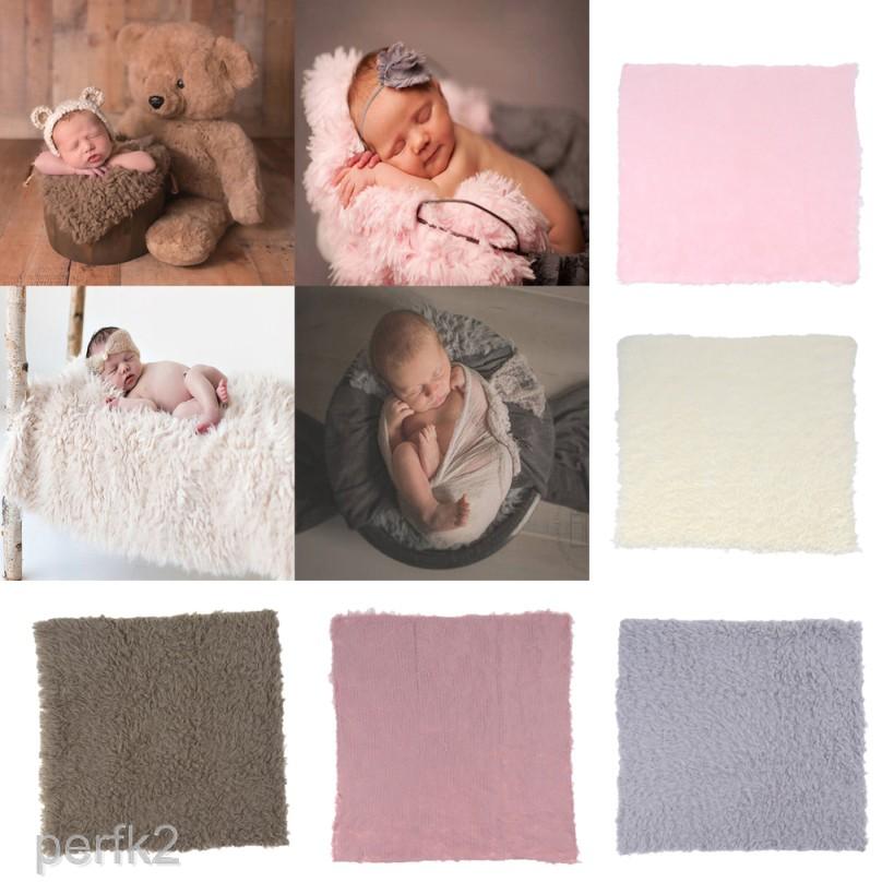 Newborn Baby Photo Props Scarf Blanket Photography Quilt Photographic Sleep Mat