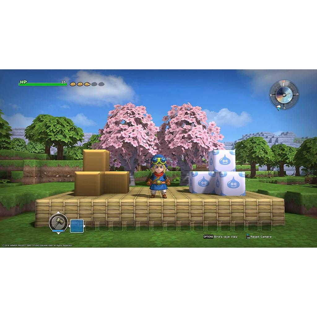 PS4 Dragon Quest Builders (R3/ENG)