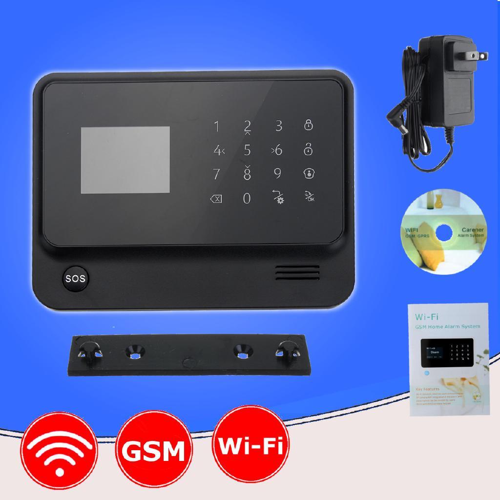 G90B PLUS GSM Wireless Home Intruder Burglar Alarm Security System G B Burglar Alarm Wiring Diagram on
