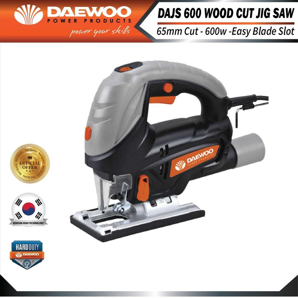 DAEWOO DAJS600 JIG SAW 65mm