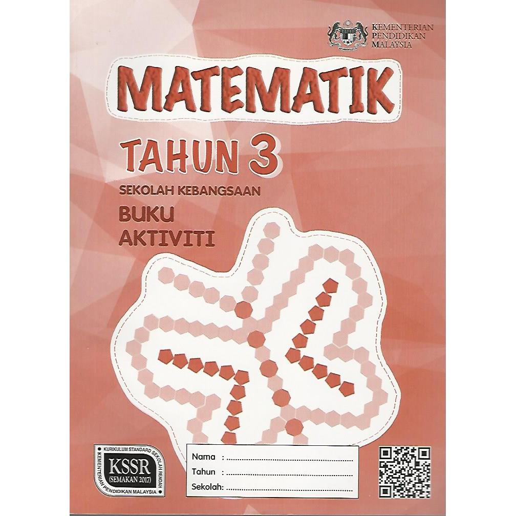 Buku Aktiviti Matematik Tahun 3 Sk Kssr Semakan Dewan Bahasa Pustaka Mathematics Buku Aktiviti Matematik Tahun 3 S Shopee Malaysia